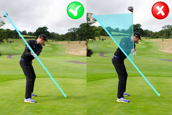 Are You Over The Top In Your Golf Swing