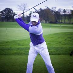 How to start the golf swing transition